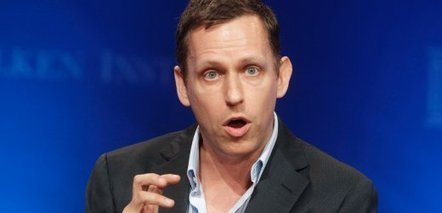 "Facebook-Investor Peter Thiel ""In Deutschland herrscht Angst vor dem Erfolg"" - manager magazin 