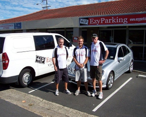 Ezy Parking takes care of your car while you are gone! | Press Release | Scoop.it