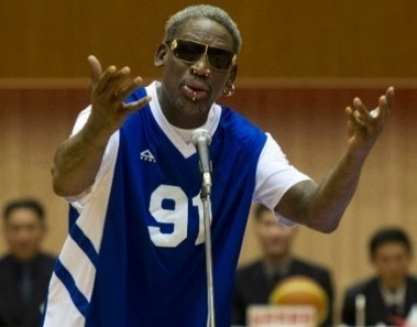 Dennis Rodman and Other Stalinist Fellow Travelers | Sports Faciity Management. 960484492 | Scoop.it