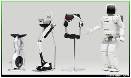 Honda Ships 100 Walking Assist Stride Management Wearable Robot Thingys « Akihabara News | AI, NBI, Robotics & Cybernetics & Android Stuff | Scoop.it