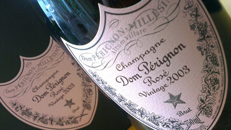 Dom Perignon Rose 2003 kopen | Champagne Blog | The Champagne Scoop | Scoop.it