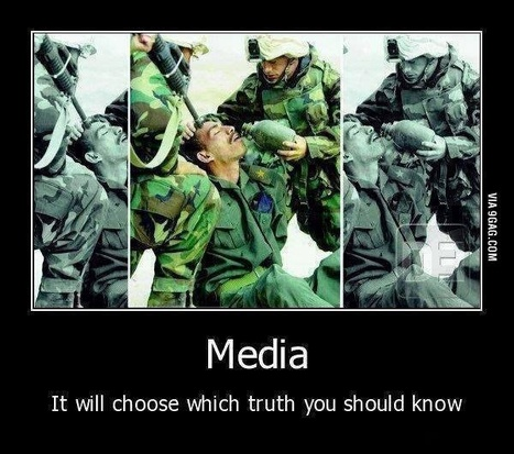 Media: it will choose which truth you should know | digital journalism | Scoop.it