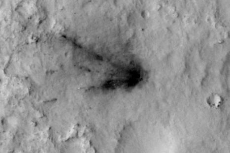 Scars on Mars: NASA finds landing blasts fade inconsistently | Michael Cooney | NetworkWorld.com | Digital Media Literacy + Cyber Arts + Performance Centers Connected to Fiber Networks | Scoop.it
