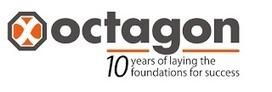 OCTAGON CONTRACTING & ENGINEERING Bucuresti: Octagon sarbatoreste 10 ani de succes in constructii cu o noua identitate vizuala | construction & engineering | Scoop.it