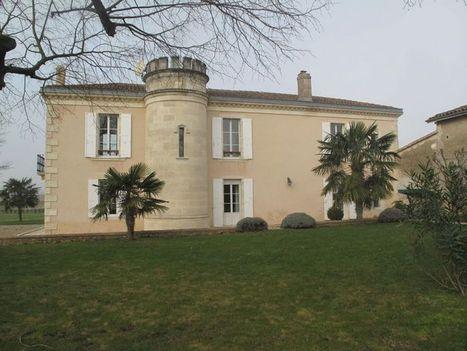 Achat vente Maison bourgeoise Blaye Superbe propriété à Blaye en GIRONDE | Maisons de caractère, chambres d'hôtes, propriétés de charme | Scoop.it