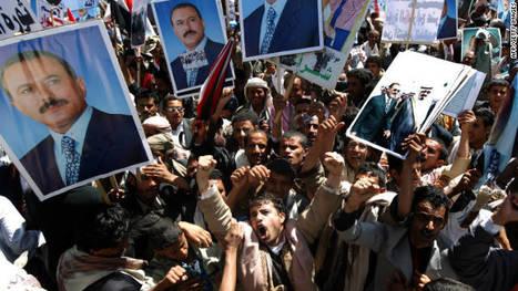 Turvallisuusjoukot tulittivat protestoijia Jemenissä | Agora Brussels | Scoop.it