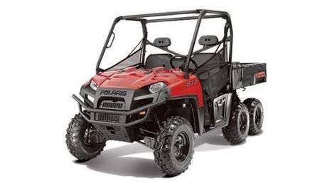2013 Polaris 6X6 Ranger 800 ATV in India: Reviews, Features and Price | Top and Best Information | Scoop.it