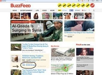 Le «native advertising», nouvelle arme publicitaire - Le Vif | La publicité | Scoop.it