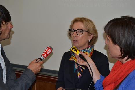 Université d'Angers, la ministre livre elle-même la bonne nouvelle | Angers Mag Info | Scoop.it