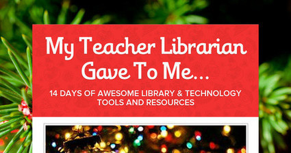 My Teacher Librarian Gave To Me... | Library world, new trends, technologies | Scoop.it