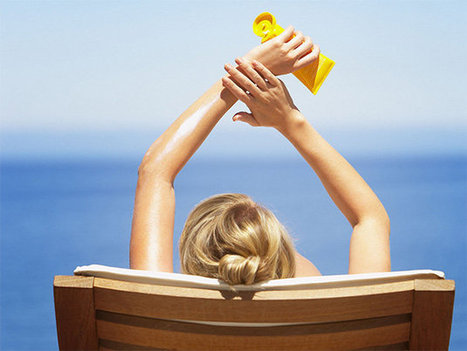 Protect Your Skin From Harsh Sunlight With A Good Sunscreen | Health Tips | Scoop.it