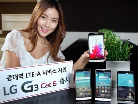 LG introduces faster G3 | Digital-News on Scoop.it today | Scoop.it