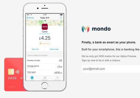 Mobile bank Mondo raises £1 million on Crowdcube in just 96 seconds | Content Marketing & Content Curation Tools For Brands | Scoop.it