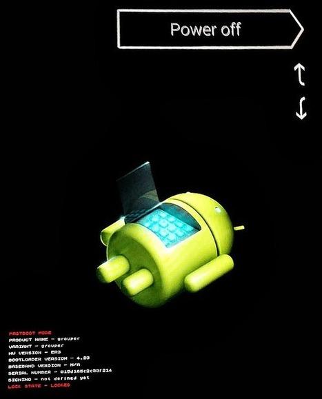 Come fare un riavvio forzato su dispositivi nexus | Android Lab | Scoop.it