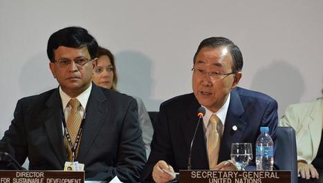UN unveils science panel on sustainable development - SciDev.Net | Resource Efficiency | Scoop.it