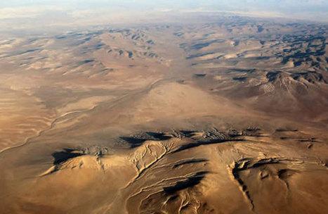 Zonas áridas del planeta absorben dióxido de carbono de la atmósfera | Atmósfera, ecología y recreación | Scoop.it