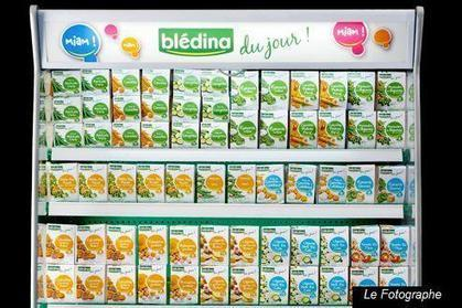 Les petits pots de Blédina se rafraîchissent. | Actualité de l'Industrie Agroalimentaire | agro-media.fr | Scoop.it