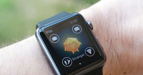 BuzzFeed's Apple Watch app is a needy virtual pet | Multimedia Journalism | Scoop.it