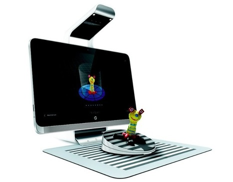 HP Expands 'Blended Reality' Ecosystem to Finally Include Full 3D Scanning Capabilities - SolidSmack | Smart devices and technology solutions | Scoop.it
