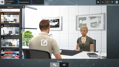 Serious Factory annonce la disponibilité de son logiciel-auteur VTS Editor, conçu pour développer des simulateurs pour la formation | digital learning | Scoop.it