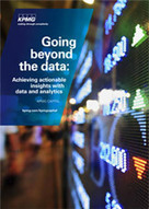 Going beyond the data: insights from data and analytics | KPMG | GLOBAL | key risk indicators | Scoop.it