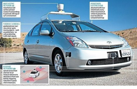 California News-Driverless cars heading onto British roads in 2015   daily news   Scoop.it