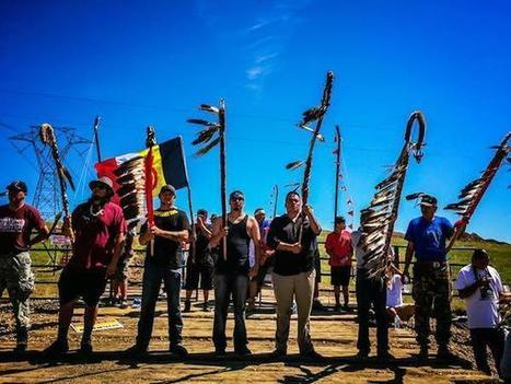 Native Americans Stand Up Against Dakota Access Pipeline - Eden Keeper | MishMash | Scoop.it