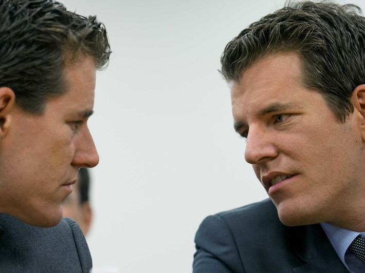 The Winklevoss Twins Are On The Verge Of Getting Beat At Their Own Bitcoin ... - Business Insider | money money money | Scoop.it
