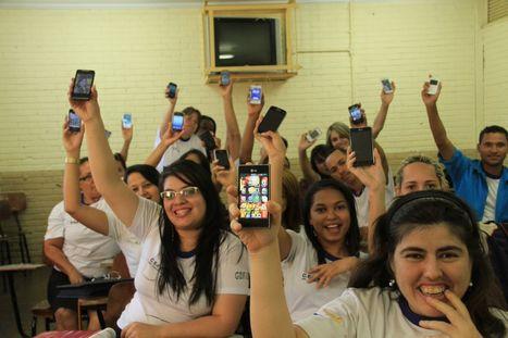 Liguem seus celulares, a aula vai começar | Educação a Distância e Tecnologia Educacional | Scoop.it