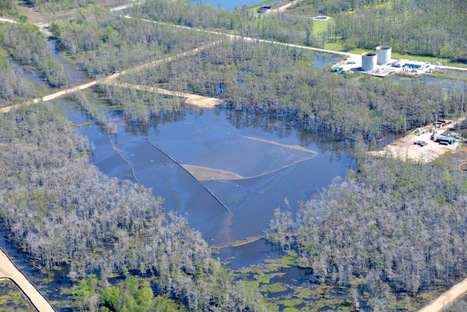 Massive Louisiana sinkhole caused by oil industry just keeps on growing | IDLE NO MORE WISCONSIN | Scoop.it