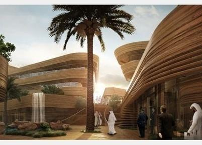 Construction underway at new Riyadh hotel project | Marketing per il mondo del progetto | Scoop.it