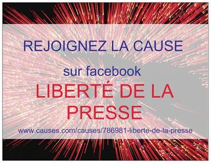 LIBERTÉ DE LA PRESSE | BRUT D'ACTU | Scoop.it