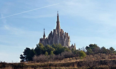 Gaudí's Catalan shadow: the art of Josep Maria Jujol | Catalonia for those who love travel, food and wine! | Scoop.it