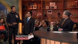 Watch now: February 28, 2013 - Impact of Street Violence on Youth | Chicago Tonight | WTTW11 Video | Restorative Justice In Illinois | Scoop.it
