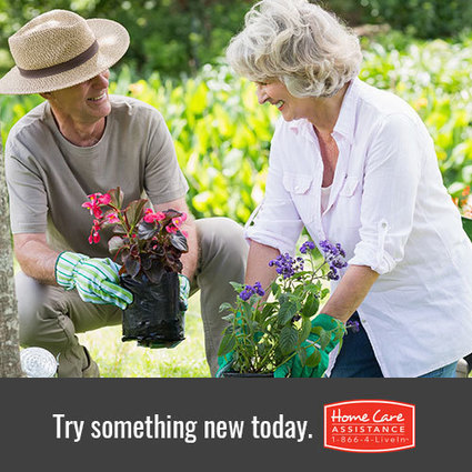 Senior Springtime Activities | Home Care Assistance of Grand Rapids | Scoop.it