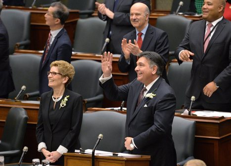Money For Everyone? Ontario To Launch Basic Income Pilot Project | Money News | Scoop.it