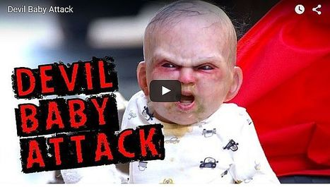 Devil Baby Attack - All Site Café | cool sites | fun sites | entertainment | play computer games | Scoop.it