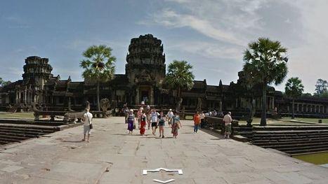 Visitez les temples d'Angkor depuis votre canapé avec Google | Cambodia - Khmer's Heart Voice | Scoop.it