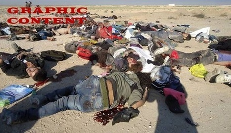 Exclusive: Survivors of Syria carnage speak about 'black Wednesday' - Intifada Palestine | Syria | Scoop.it