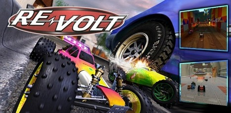 RE-VOLT Classic (Premium) - Android Apps on Google Play | Android Apps | Scoop.it