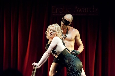 Erotic Awards 2013: Shining a light on disabled sex | Sex Work | Scoop.it