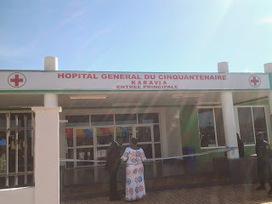 La ville de Lubumbashi dotée d'un hôpital moderne | Radio Okapi | CONGOPOSITIF | Scoop.it