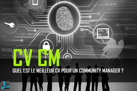 Quel est le meilleur CV pour un community manager ? | Quatrième lieu | Scoop.it