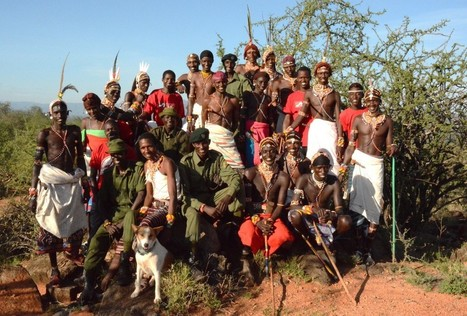Warriors and wildlife: an interview with Paul Thomson of Ewaso Lions | Using Wildlife Survey Data | Scoop.it