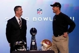 Leadership lessons from Super Bowl siblings - The National | 21st Century Leadership | Scoop.it
