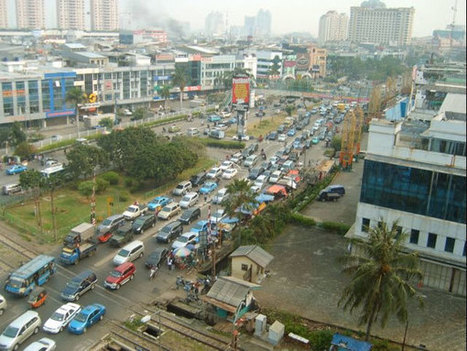 Guess Which City Tops List for the Worst Traffic Jams? Jakarta 1st place; Surabaya 4th; | Indonesia - Development - Urban - Informality | Scoop.it