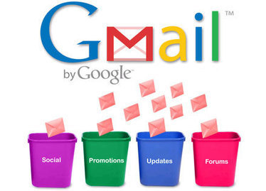 Gmail Makes Email Marketing Harder | Social Media Today | MailChimp Help | Scoop.it