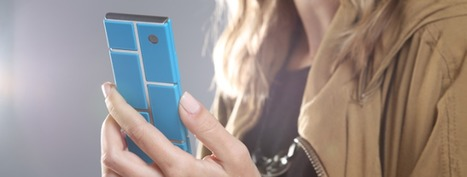 Motorola announces Ara, an open hardware project to create customizable smartphones | Mobility Flurry | Scoop.it