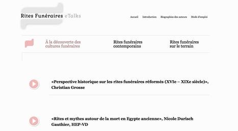 eTalks : une nouvelle forme multi-média (Unil et EPFL, CH)   Digital Humanities Blog   La publication scientifique en SHS: quelles pratiques?   Scoop.it
