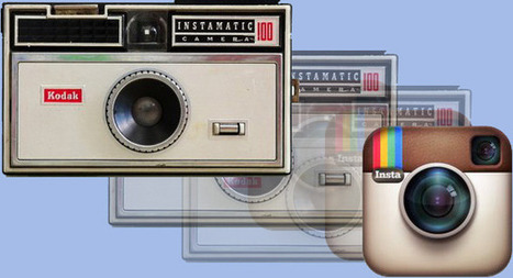 Does Instagram Owe Kodak a Billion Dollar Thanks? | Big Data | Scoop.it